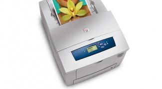 Как выбрать цветной лазерный принтер